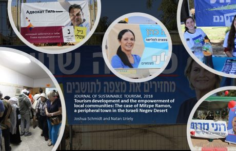 Tourism development and the empowerment of local communities: The case of Mitzpe Ramon, a peripheral town in the Israeli Negev Desert