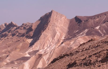 Geology of the Israeli Craterland