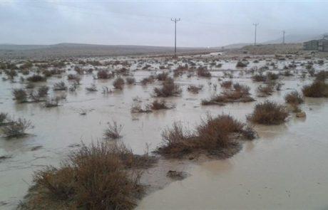 """המרכז לחקר שיטפונות במדבר (המלש""""ב)"""