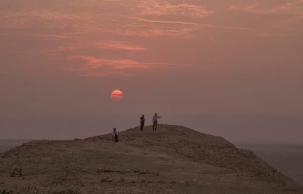 רשת תיירות מדברית קהילתית חוצה גבולות – Wadi Arava