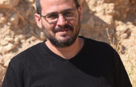 """ד""""ר אמיר שיטנברג<BR><BR><BR><h4>אקולוגיה מיקרוביאלית</h4>"""