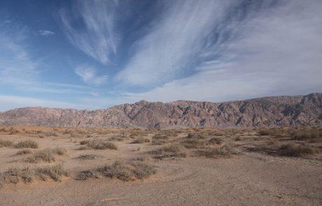 שינויים בגודל השטח הרטוב כבסיס לשחזור הדעיכה של ההידרוגרף בשיטפון מדברי, נחל פארן