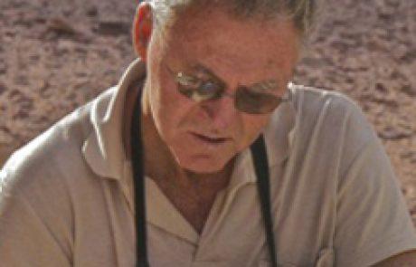 """ד""""ר עוזי אבנר<BR><BR><BR><h4>ארכאולוגיה</h4>"""
