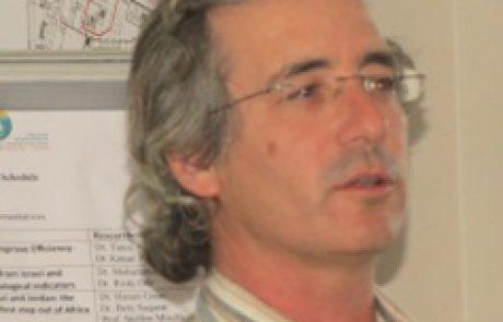"""ד""""ר אלי גרונר<BR><BR><BR><h4>אקולוגיה</h4>"""