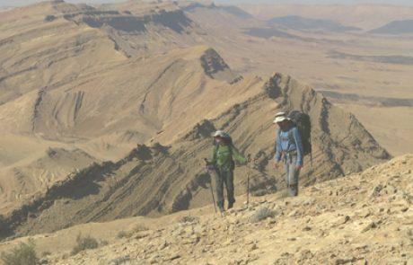 גיאופארק ראשון בישראל? החלון הגיאולוגי כאן הוא חלון הזדמנויות שלנו!