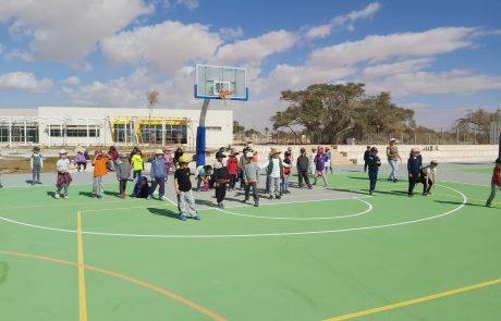 """סיכום פרויקט המכינה – יום טיולים לביה""""ס החדש"""