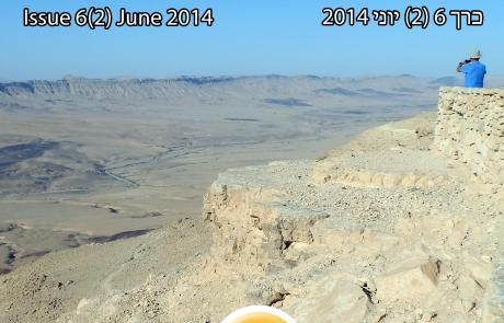 גליון יוני 2014 6(2)